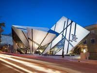 The Crystal, Royal Ontario Museum extension, Daniel Libeskind, Toronto, Canada